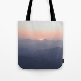 The Great Wall of China III Tote Bag