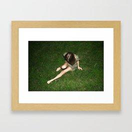 Crawler Framed Art Print