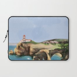Algarve landscape Laptop Sleeve