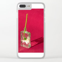 Still, Life Clear iPhone Case