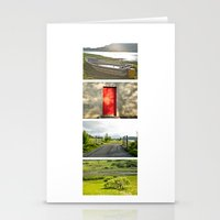 scotland Stationery Cards featuring Scotland by Basma Gallery