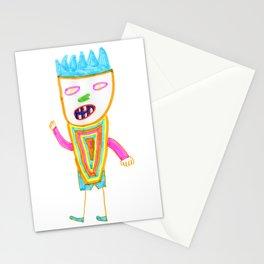 Friendly neighbor Stationery Cards