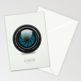 The Truman Show - Alternative Movie Poster Stationery Cards