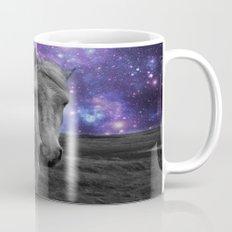 Horse Rides & Galaxy skies Mug