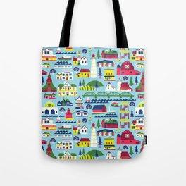 Dear Door County Tote Bag