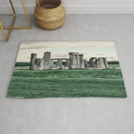 Stonehenge 2005 Rug