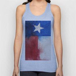Flag of Texas Unisex Tank Top