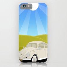 Retro Volkswagen Bug - Sunrise iPhone 6s Slim Case