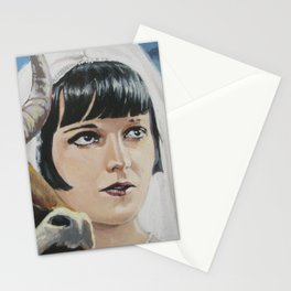 Pandora's Ox Stationery Cards