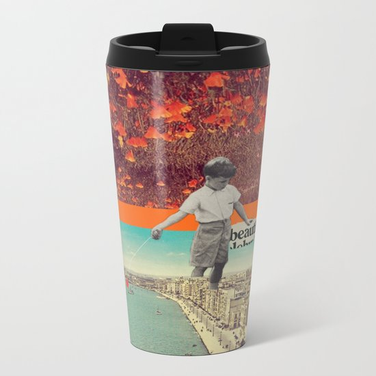 Beautiful Way Metal Travel Mug
