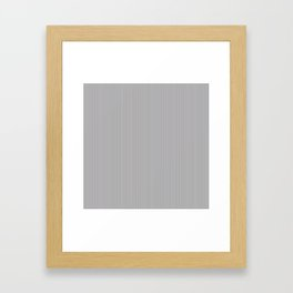 Classic | Thin Lines Framed Art Print