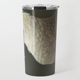 Guadalupe Caracara (Caracara lutosa) Travel Mug
