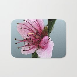 spring bloom Bath Mat