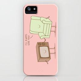 soul mates iPhone Case