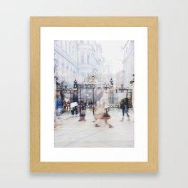 World Series: London II Framed Art Print