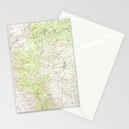 AZ Payson 315281 1981 100000 geo Stationery Cards