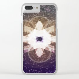 Recovered Clear iPhone Case