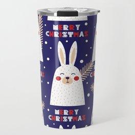 Mery Bunny Travel Mug
