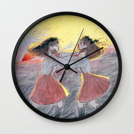 Only the Strong Survive Wall Clock