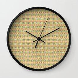 Peranakan Kam Cheng Wall Clock