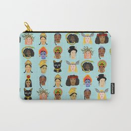 Goddesses Around the World Carry-All Pouch