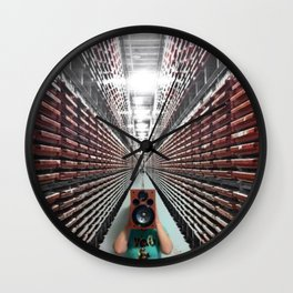 IMusic Wall Clock