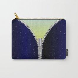 Sky Zipper Carry-All Pouch