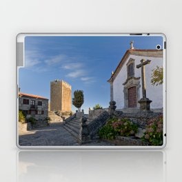 Linhares castle, Portugal Laptop & iPad Skin