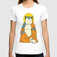 snorlax T-shirts featuring Snorlax by Yamilett Pimentel