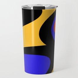 BENT OUT OF SHAPE #2 Travel Mug