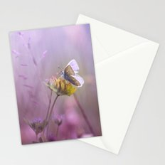 It's only me.... and this little one... Stationery Cards
