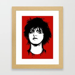 Billie Joe Armstrong Framed Art Print