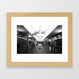 Central Illumination  Framed Art Print