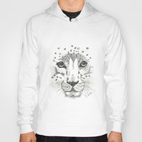 cheetah Hoodies featuring Cheetah by STATE OF GRACCE