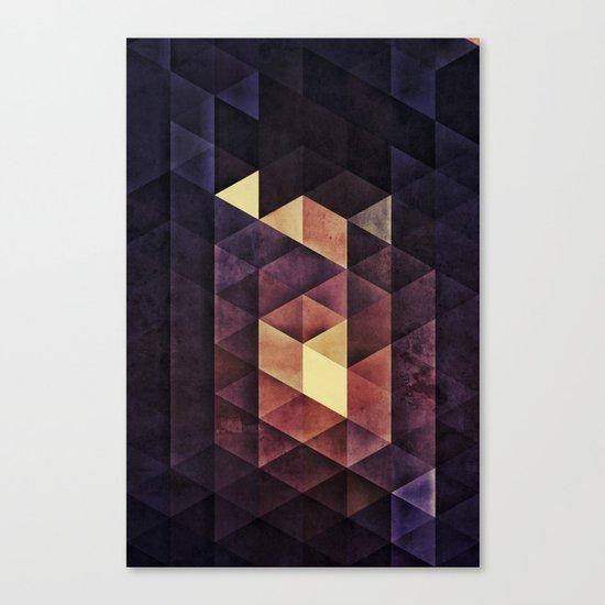 SYSTYM Z Canvas Print