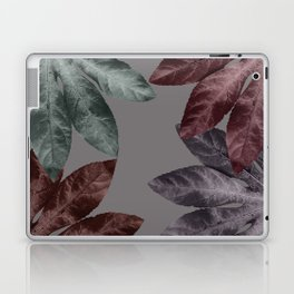 Vintage Leaf Design 3 Laptop & iPad Skin