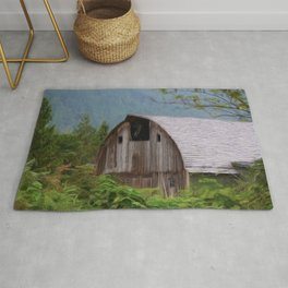 Middle Of Nowhere - Country Art Rug