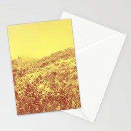 DESERT LANDSCAPE Stationery Cards