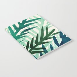 Emerald Forest Weekend - Nature Watercolor Notebook