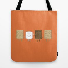 Life is S'more Fun Together Tote Bag