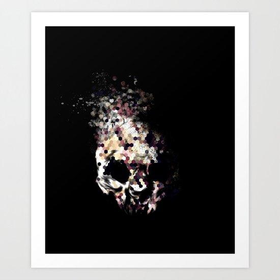 Fin. Art Print
