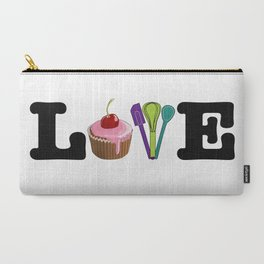 Love Baking Carry-All Pouch