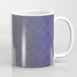 Blue Strobe Coffee Mug