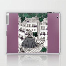 Hadessah's Leaf Laptop & iPad Skin