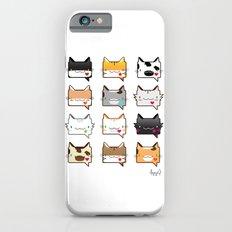 Convo Cats! Slim Case iPhone 6s