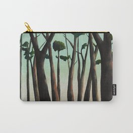 Strange Forest  Carry-All Pouch