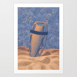 The boi Art Print