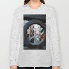 Peepthrough Long Sleeve T-shirt