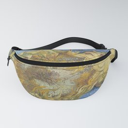 Two Sunflowers Fanny Pack