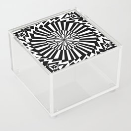 Searching for Peace in Chaos Acrylic Box